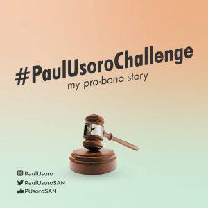 Paul Usoro Challange