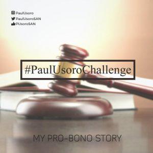 Pau lUsoro Challenge