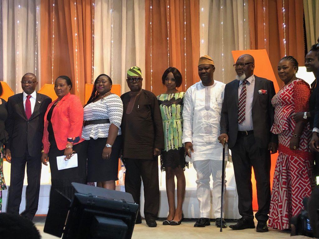 Taiwo Afolabi Annual Maritime Conference 4.0.